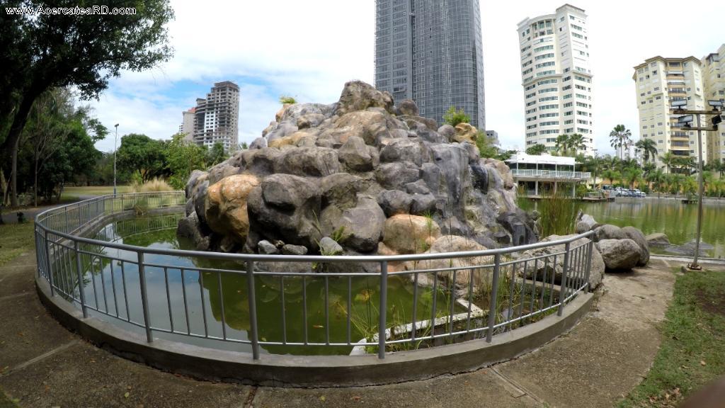 Parque Mirador Sur -  en la Provincia - Santo Domingo