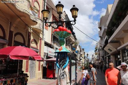 Calle el Conde -  en la Provincia - Santo Domingo