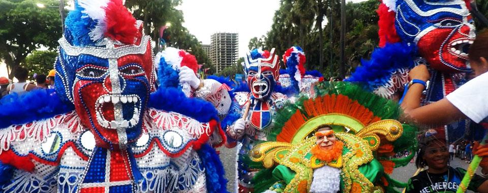 Carnaval de Santo Domingo
